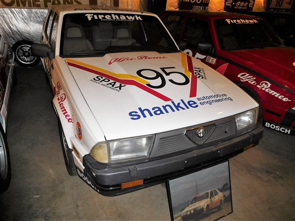 Motorama Museum Racers
