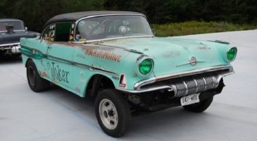 12 Cars of Christmas Day 4: A 1956 Pontiac Star Chief