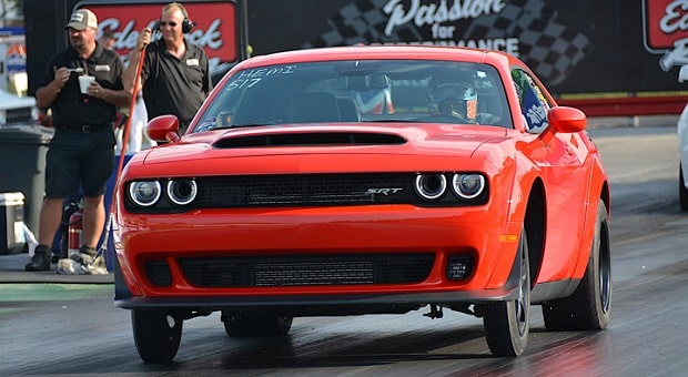 Dodge SRT, Mopar Renew NMCA Commitment for 2019