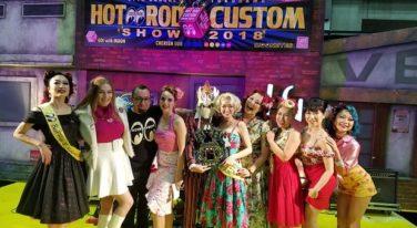 Mitzi's Pinup Corner: Miss Mooneyes Japan 1st Pinup Contest