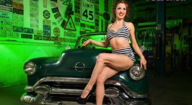 Pinup Pole Show Pinup of the Week: Meggan Marie