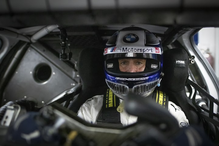 Zanardi Tackles Daytona