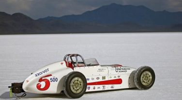 '57 A.J. Watson Indy Roadster Re-Creation on the Docket at Barrett-Jackson Scottsdale