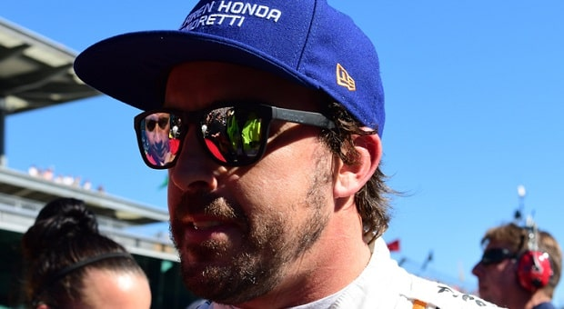 McLaren, Alonso Align with Chevrolet for 2019 Indy 500