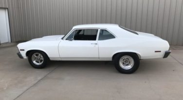 Today's Cool Car Find is this 1970 Nova Stocker