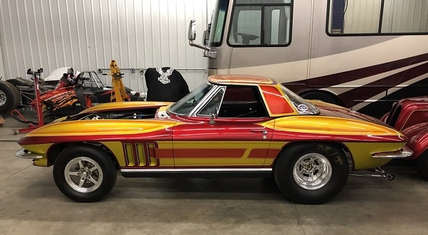 Today's Cool Car Find is this 1966 Chevrolet Corvette for $65,000