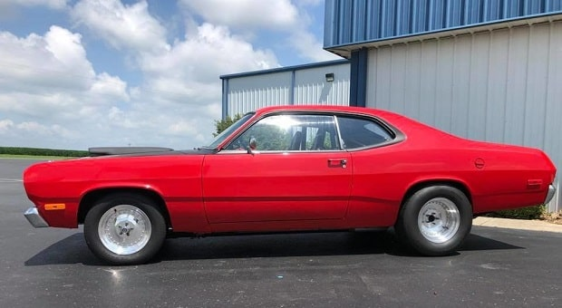 Today's Cool Car Find is this 1971 Plymouth Duster for $19,500