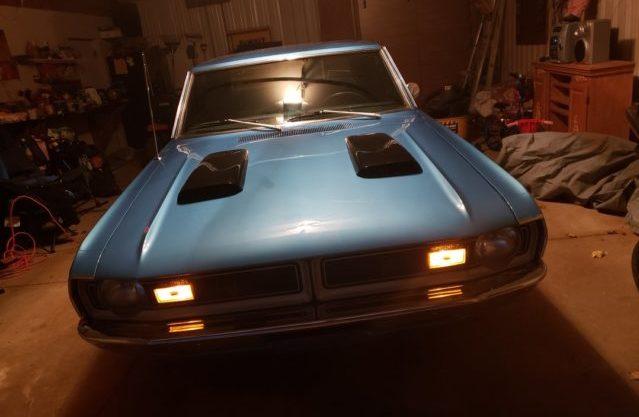 Dodge, Dart, Swinger, MOPAR, RJ Cool Car Find, Classified