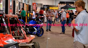 The Best New Powersports Products at SEMA 2018