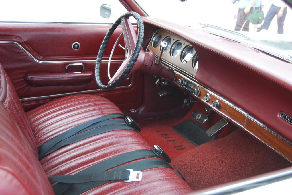 1969 Mercury Cyclone Spoiler II Gave Mercury Pep