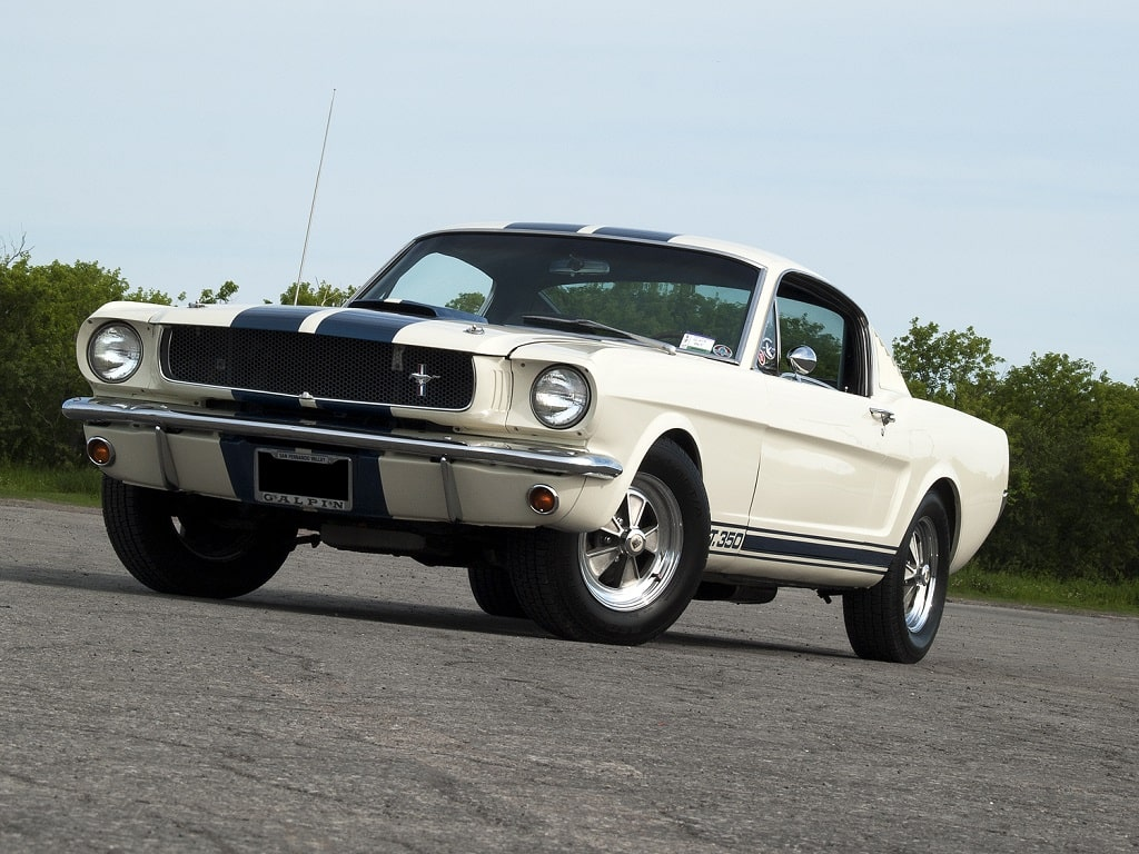 Muscle Car Madness: 1965 Shelby Mustang GT350