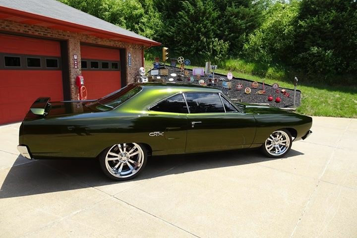 1970 Plymouth GTX Custom Coupe - $132,000.00