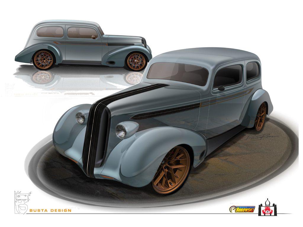 Borowski Garaj Mahal Pontiac