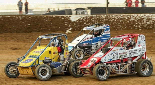 Hangtown 100 Will Be USAC's Richest Midget Race