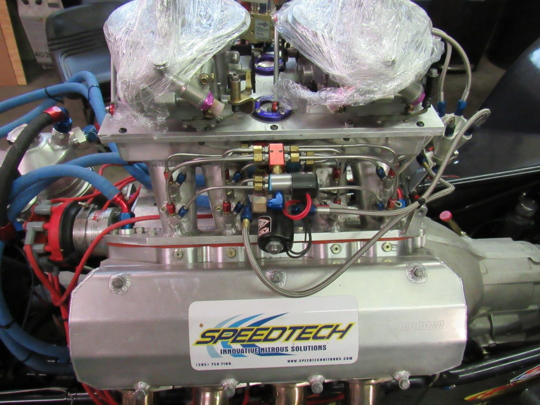 Today's Cool Car Find is this All Aluminum Big Block Chevy Engine