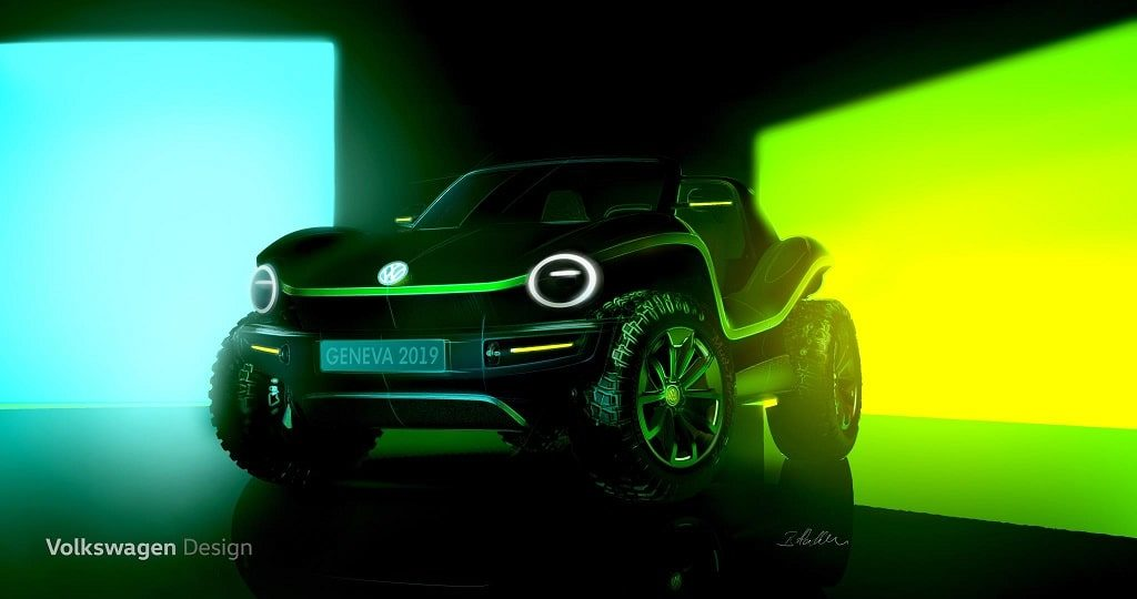 The Dune Buggy Officially Goes Electric