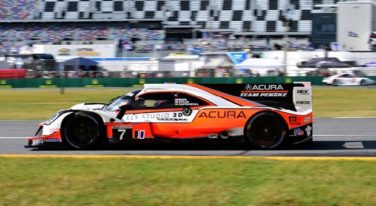 Sodden Rolex 24 Rewards WTR and Cadillac