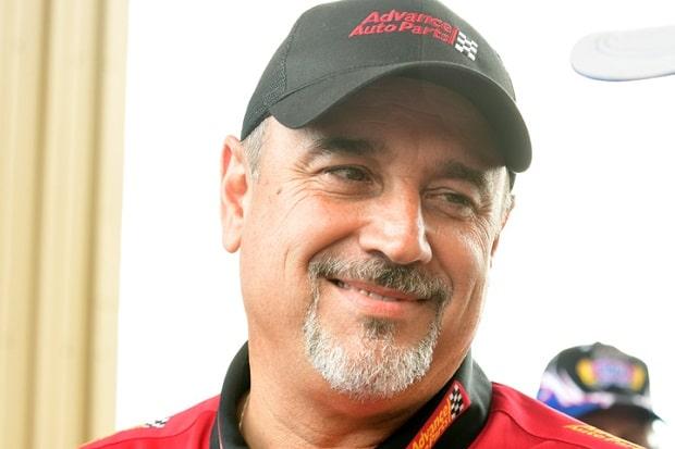 John Force Racing Shuffles Its Deck