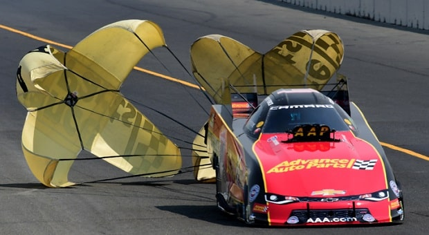 Courtney Force to Step Away from Driving