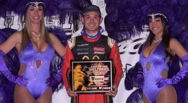 NASCAR Star on Top at Lucas Oil Chili Bowl Nationals