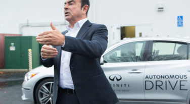 Ghosn's Troubles Continue