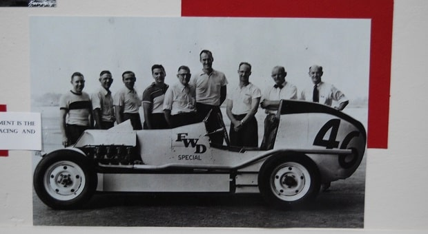 Revitalized FWD Museum Includes Racing History