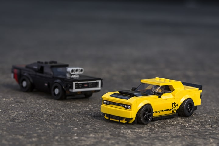 Dodge and LEGO Team Up for Serious Fun