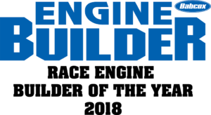 Borowski Celebrates Race Engine Builder of the Year Honor By Looking Ahead