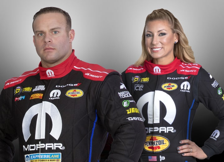 Dodge SRT/Mopar and Don Schumacher Racing Continue Partnership