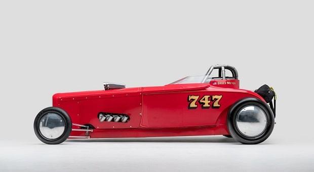Petersen Exhibit Features Iconic Race Cars