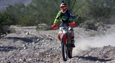 Behind the Wheel Podcast Episode 15: Baja 1000 Ironman Competitor Larry Janesky