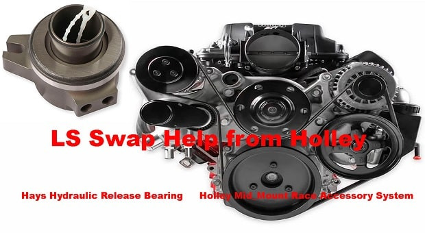 Holley Keeps Making LS Swaps Easier with New Toys