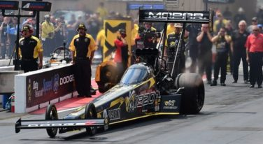 Dodge SRT/Mopar and Don Schumacher Racing Continue Partnership