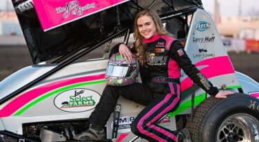 McKenna Haase to Compete in Her First Chili Bowl