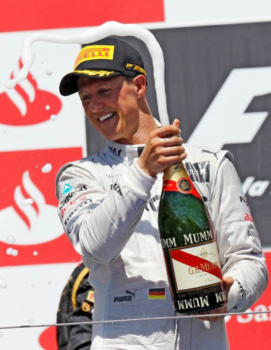 Happy Birthday Michael Schumacher