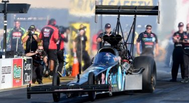 Palmer Returns to NHRA Top Fuel Looking for a Win