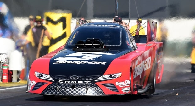 Pedregon Opts for Dodge Charger in 2019