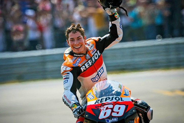 Nicky Hayden's Number to Be Retired at COTA