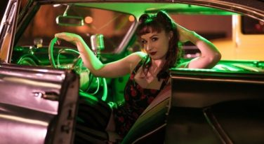 Pinup Pole Show Pinup of the Week: Sierra Scott Shifts