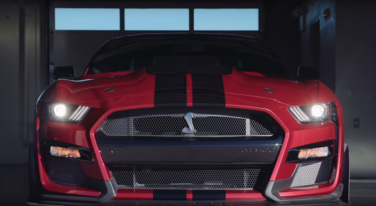 2020 Shelby Mustang GT500 is Coming