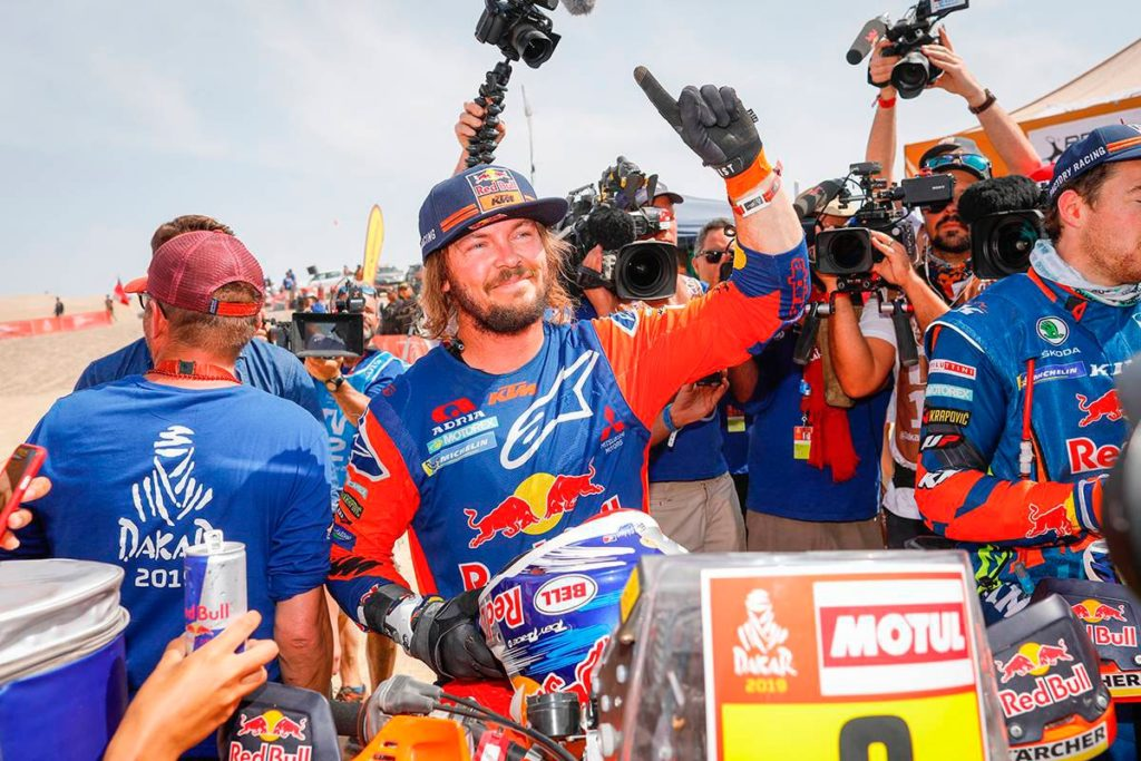 Wrapping Up Dakar 2019