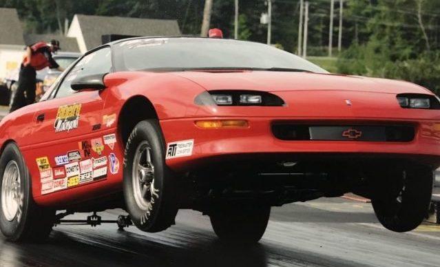 Chevy, Camaro, RJ Cool Car Find, 4th Gen