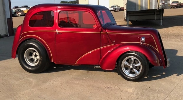 Today's Cool Car Find is this 1948 Ford Anglia for $38,500
