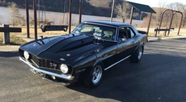 Today's Cool Car Find is this 1969 Twin Turbo Camaro for $70,000