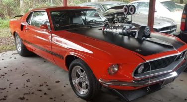 Mustang, Mach 1, Ford, Cool Car Find, For Sale
