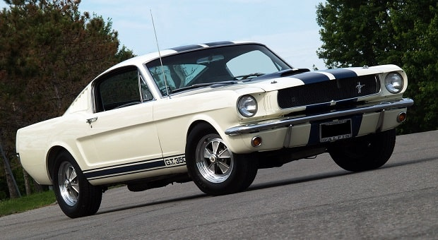 Muscle Car Madness 1965 Shelby Mustang Gt350 Racingjunk News