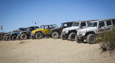 Mickey Thompson Sponsors the King Of The Hammers Experience