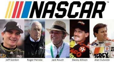 NASCAR Inducts Five New Legends into Hall of Fame
