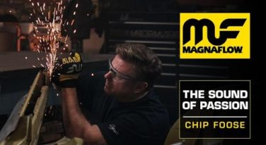 "Chip Foose Featured in Magnaflow ""Sound of Passion"" Video"