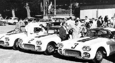 Briggs Cunningham named to Corvette HOF